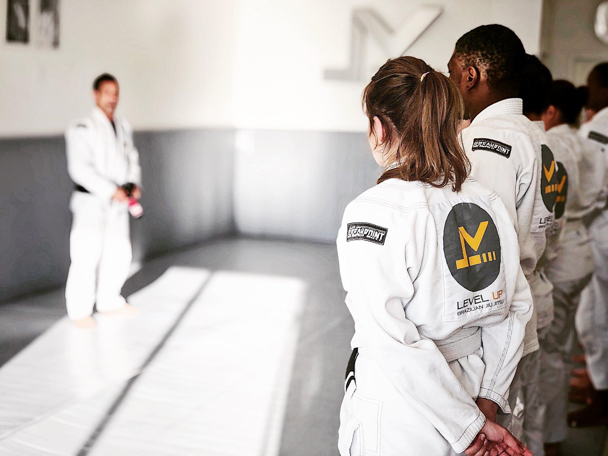 Level Up Brazilian Jiu Jitsu Academy