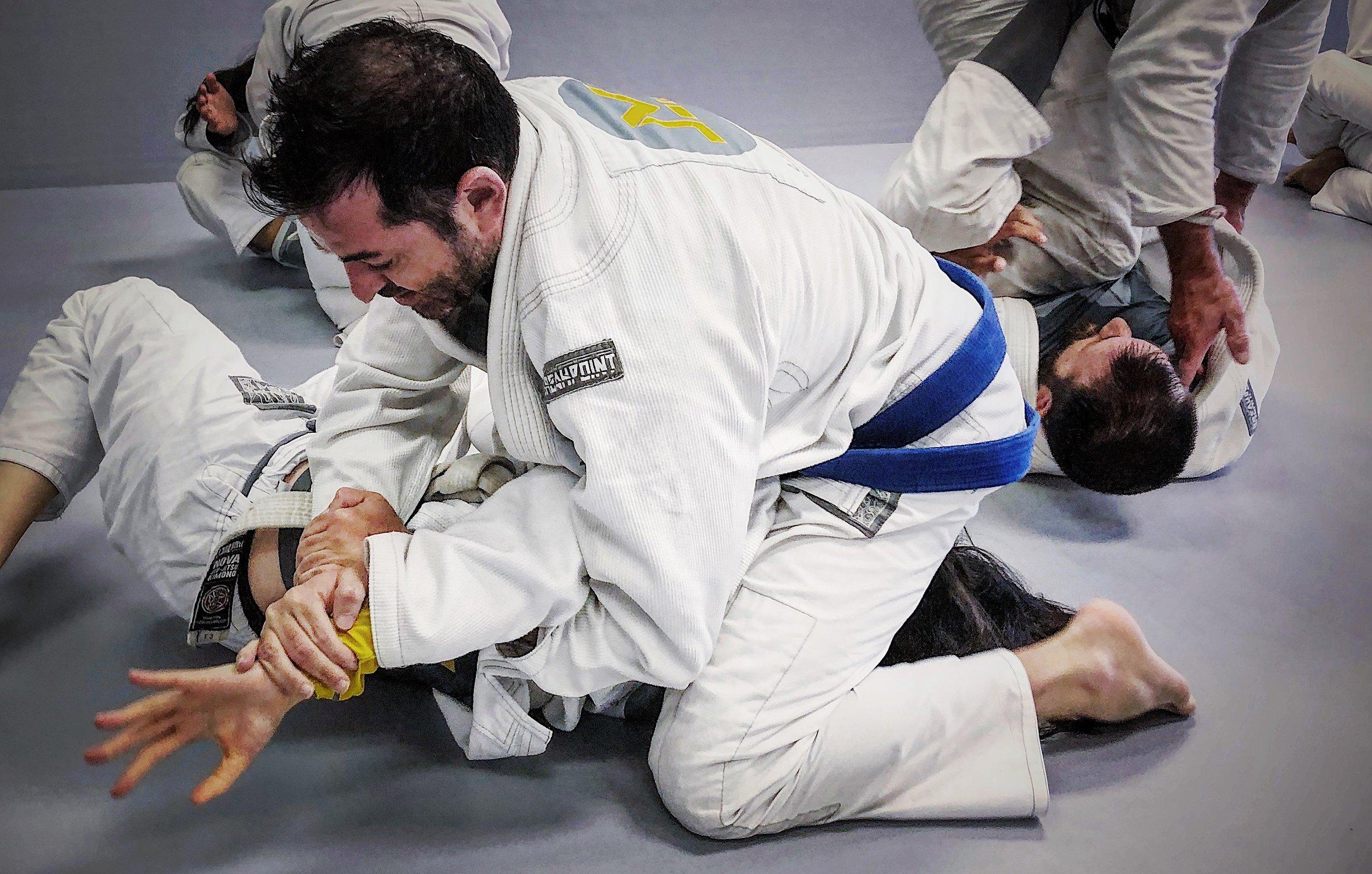 Brazilian Jiu Jitsu in Woodland Hills, CA.