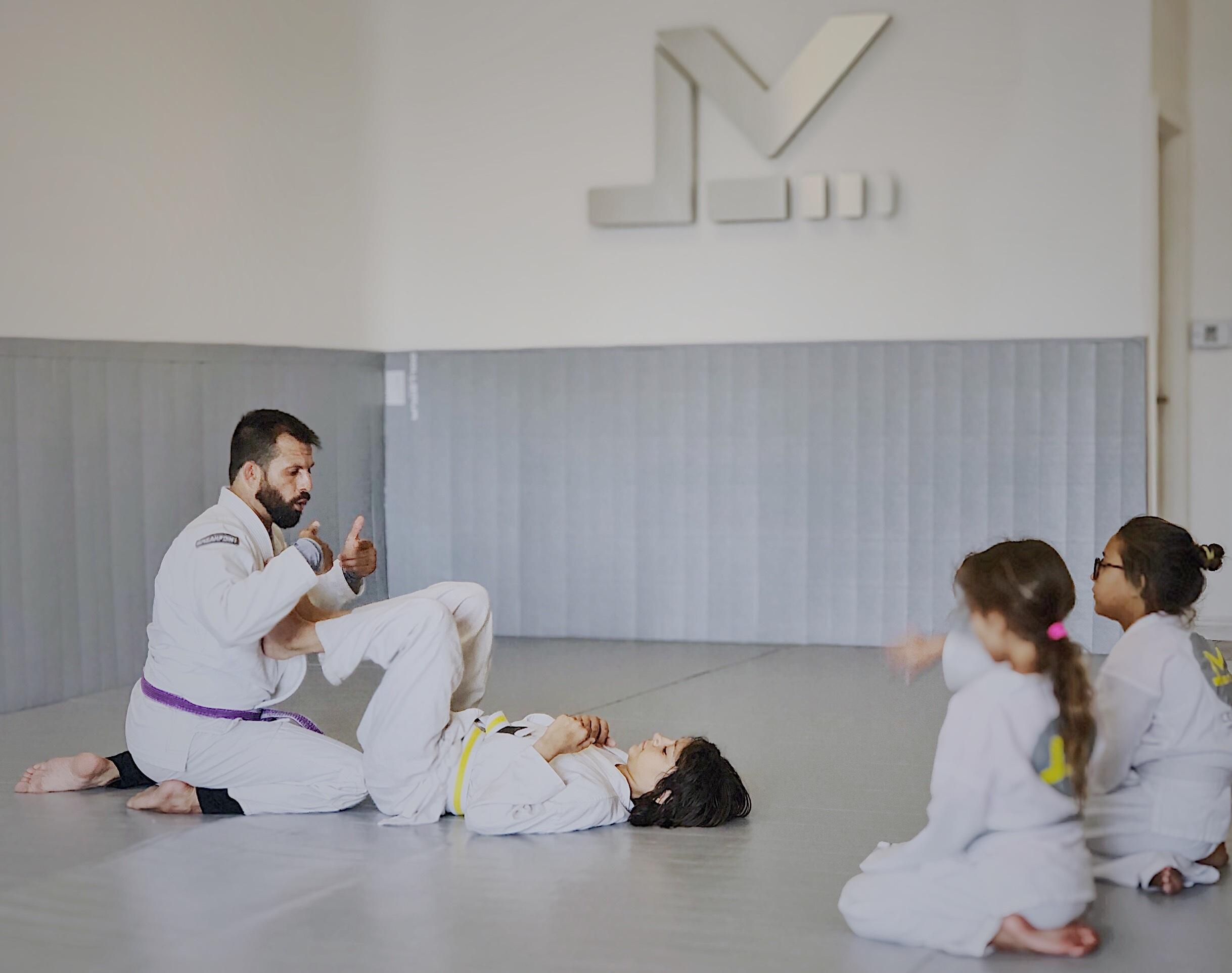 Kids Jiu Jitsu classes in Woodland Hills, CA
