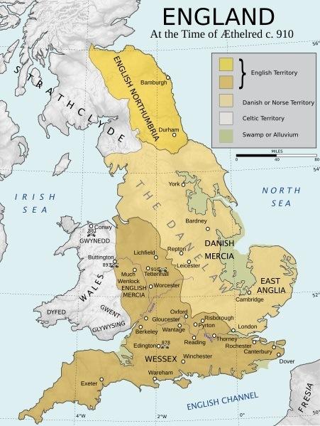 England 910 CE