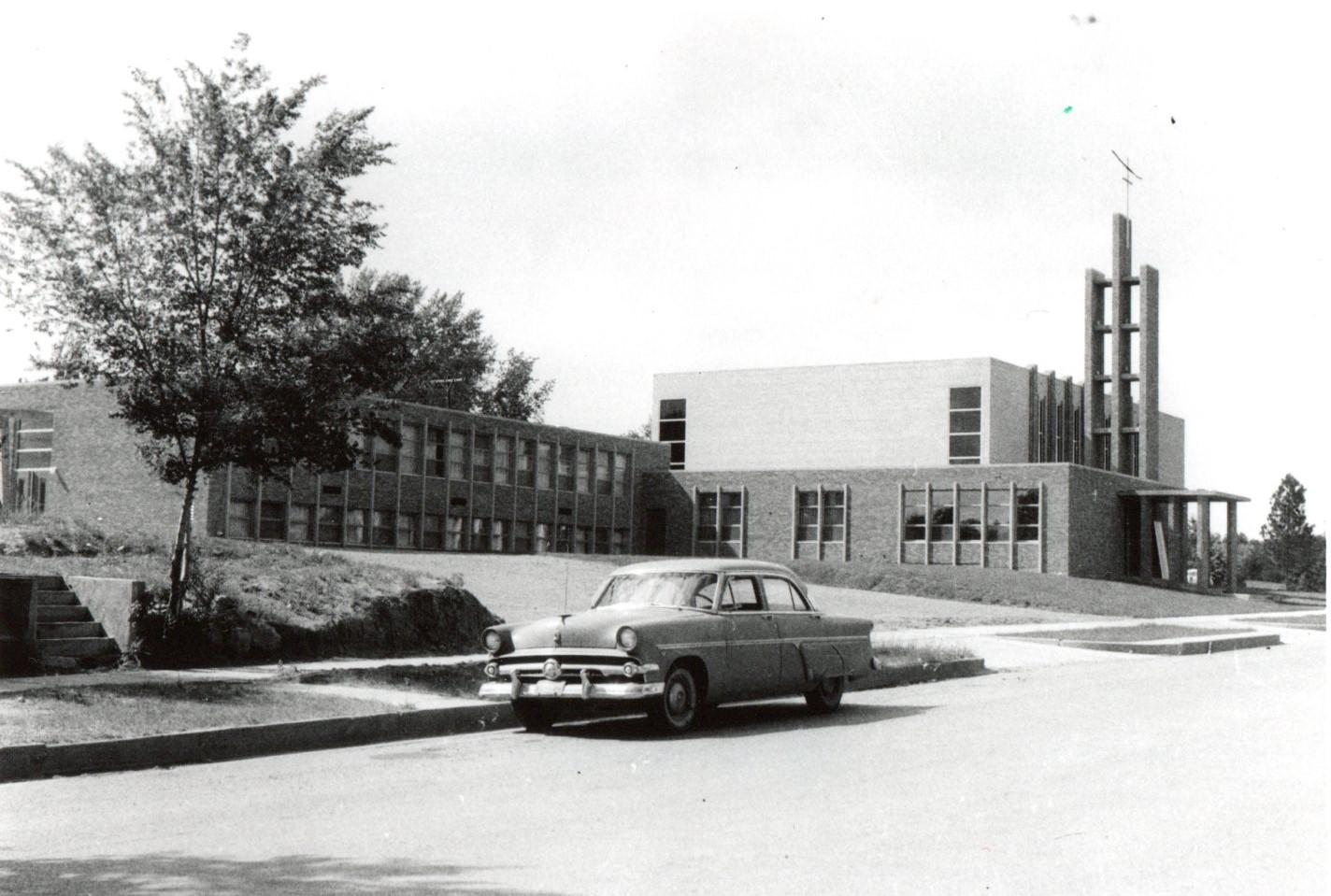 McCabe UMC. Photo credit: McCabe UMC Archives