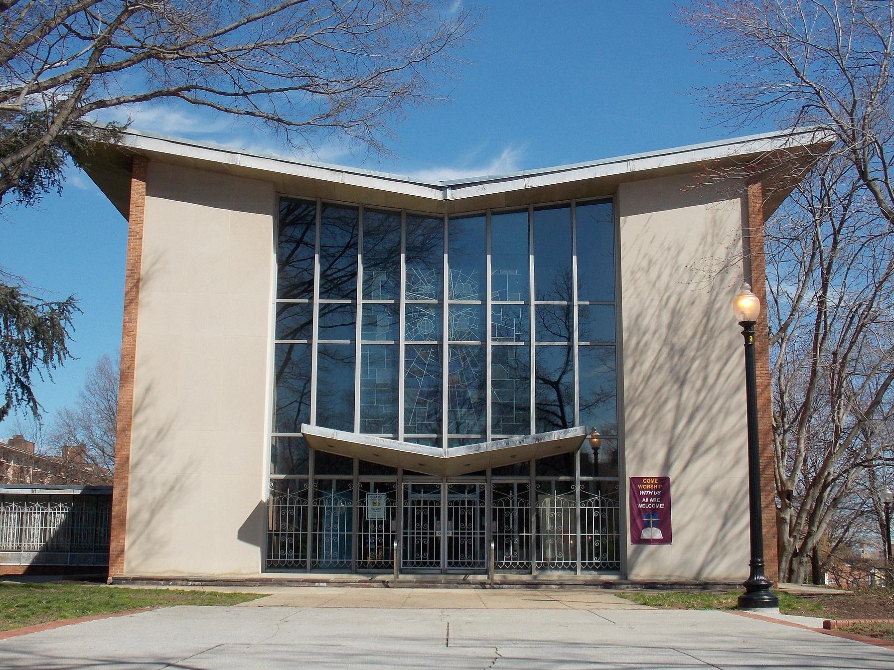 Christ UMC, District of Columbia. Photo credit: Creative Commons, Farragutful