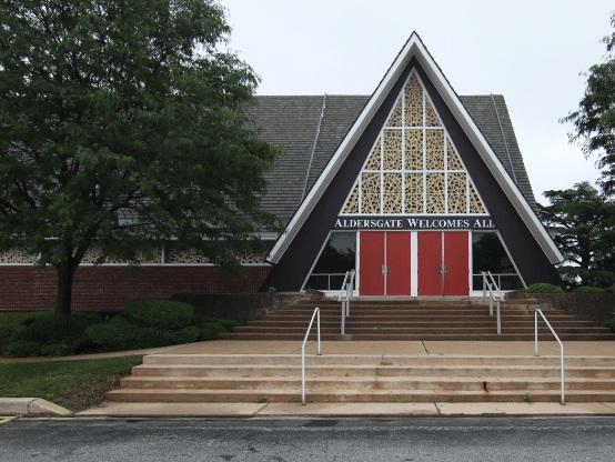 Aldersgate UMC, Wilmington. Photo credit: Micah Montague