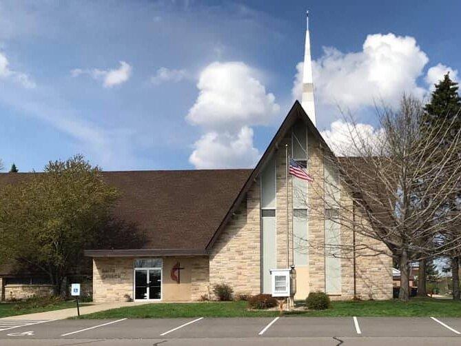 Faith UMC, Farmington. Photo credit: Faith UMC, Farmington