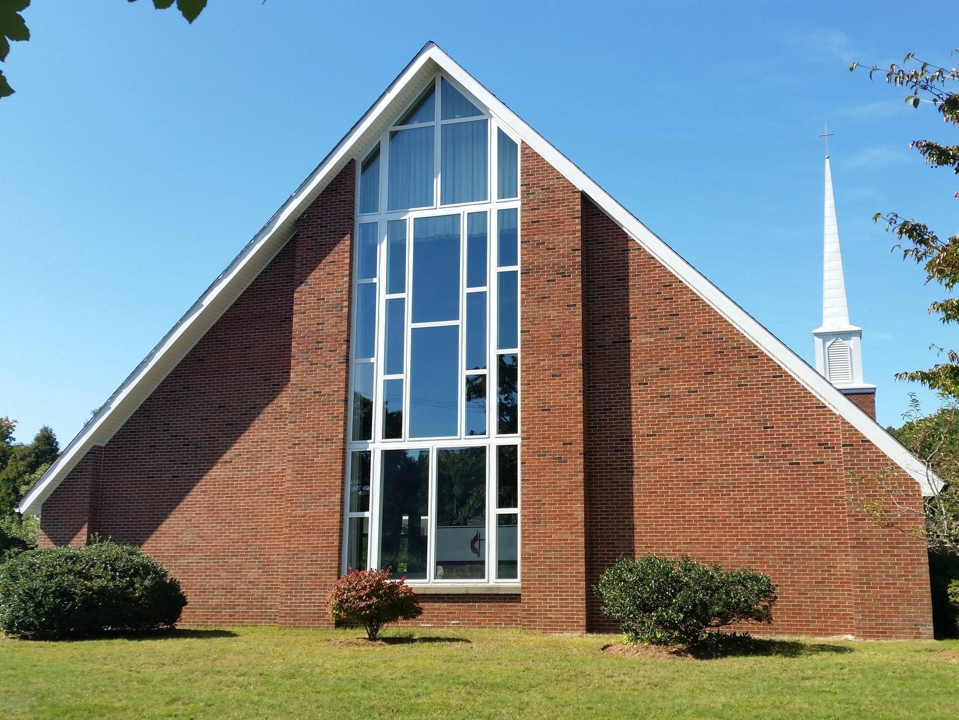 John Wesley UMC. Photo credit: Ken Peal