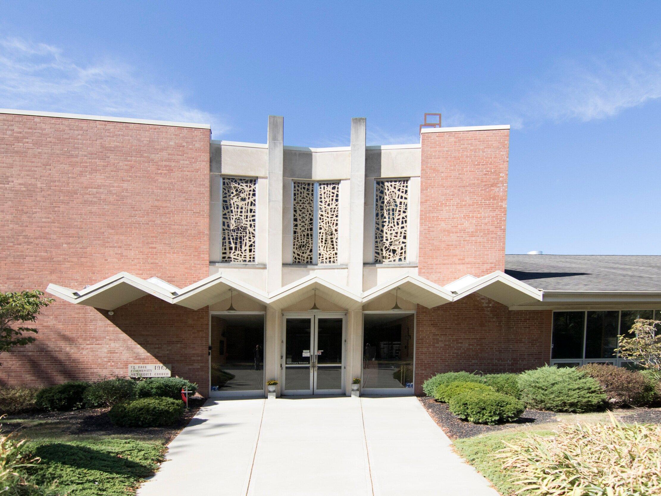 St. Paul's UMC. Photo credit: Micah Montague