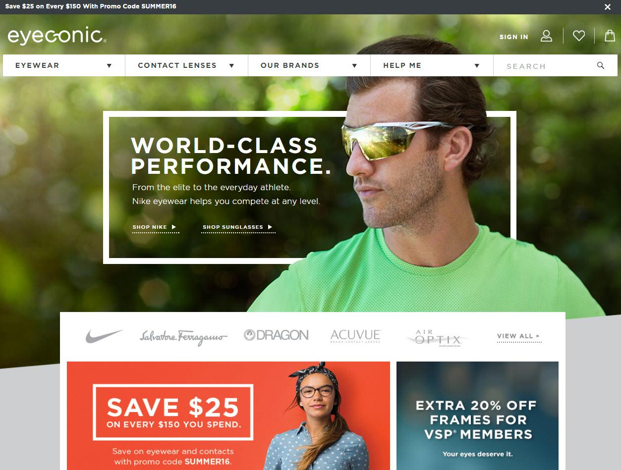 VSP | EYECONIC.COM