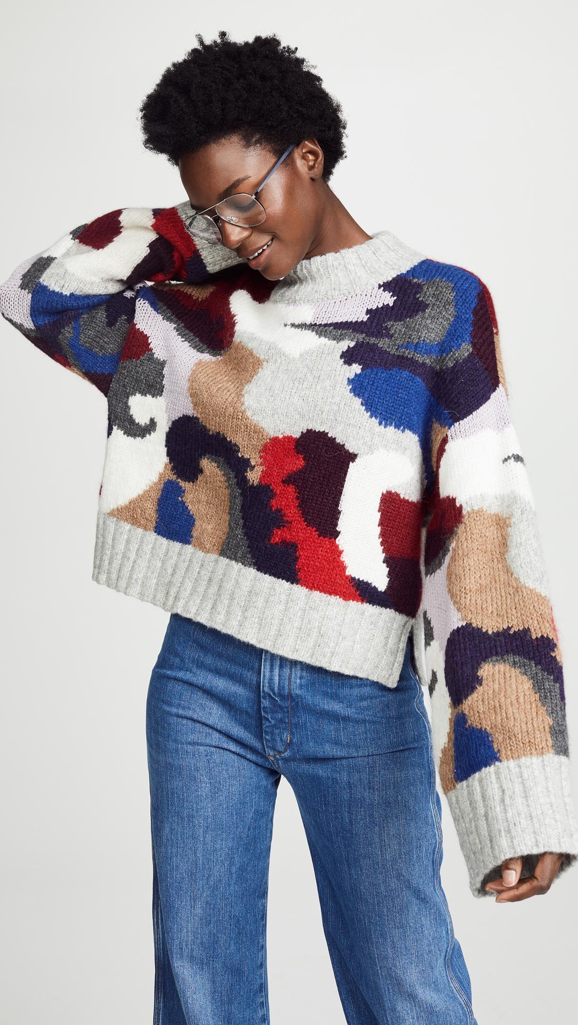 eleven six kira alpaca sweater