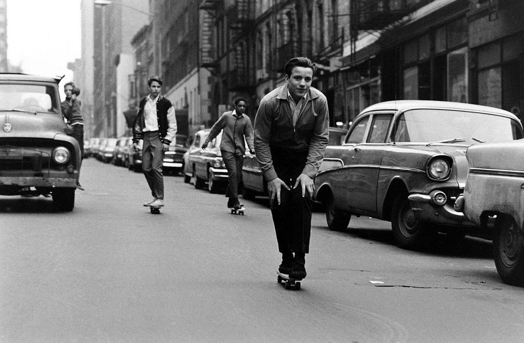 New York, 1960s // © Bill Eppridge