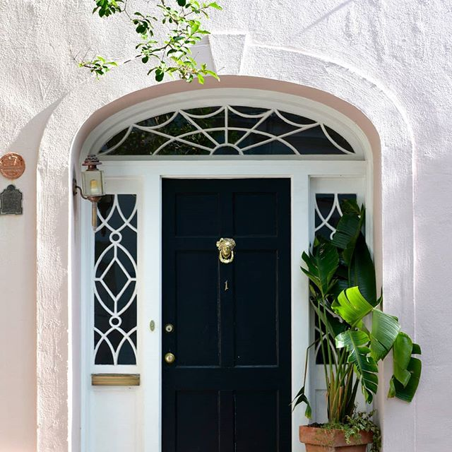 According to a study by Zillow, a black or gray front door sells for an average of $6k more than doors of any other color. . . . . #realestate #realestatetech #homedesign #homebuilding #homeimprovement #construction #homeconstruction