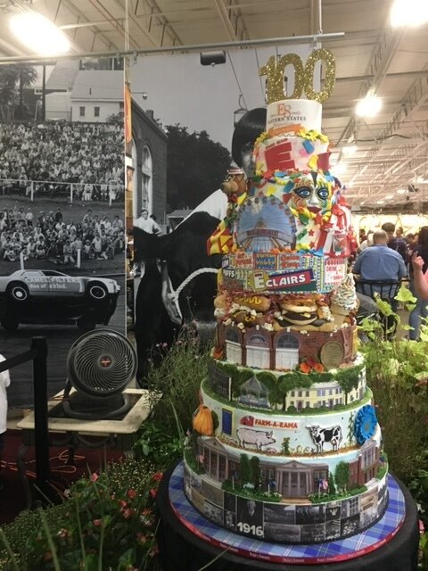 100 years of The Big E (2016).
