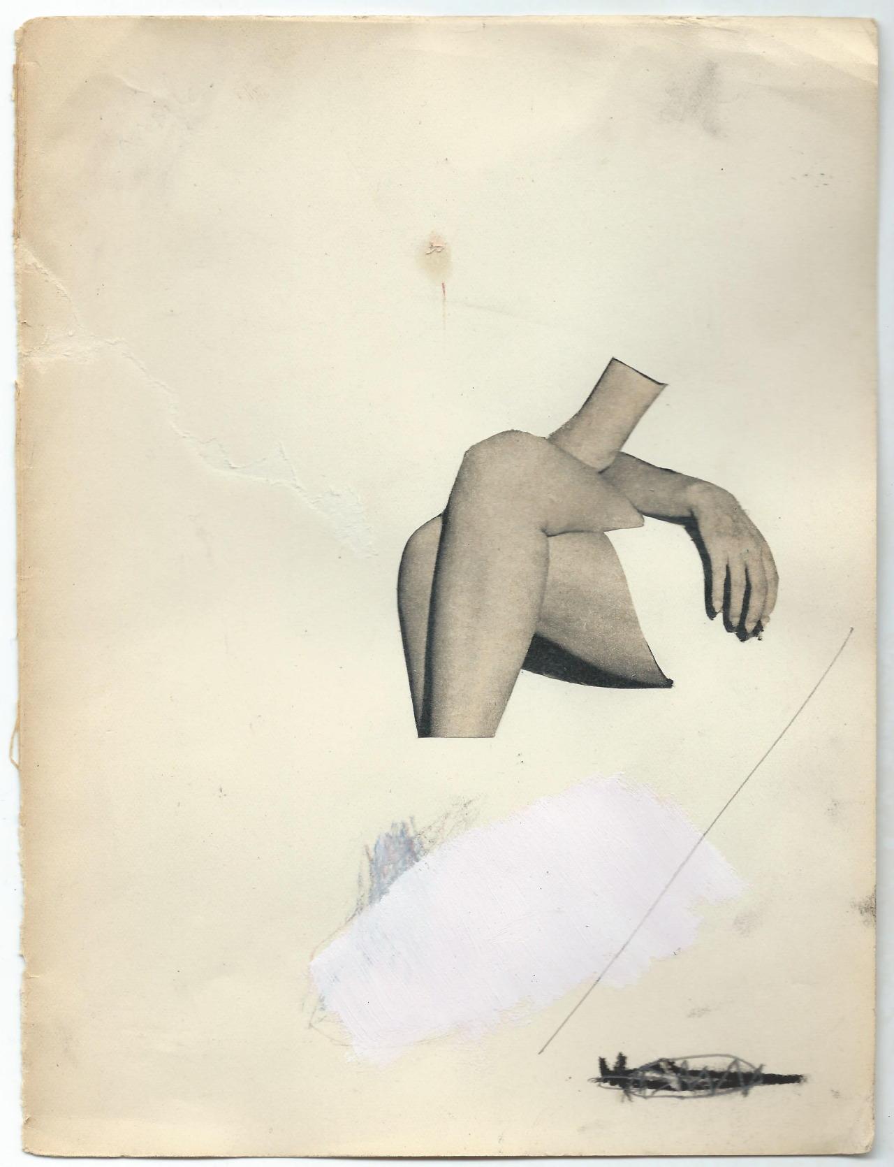untitled (knees)