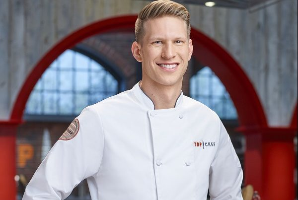 Top Chef Kentucky: Brandon Rosen on His Beefy Blunder - PARADE January 22nd, 2019