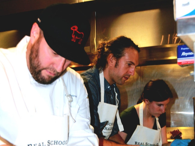 12 Chefs Compete in School Food Challenge - CHEF ANN FOUNDATION September 24, 2019