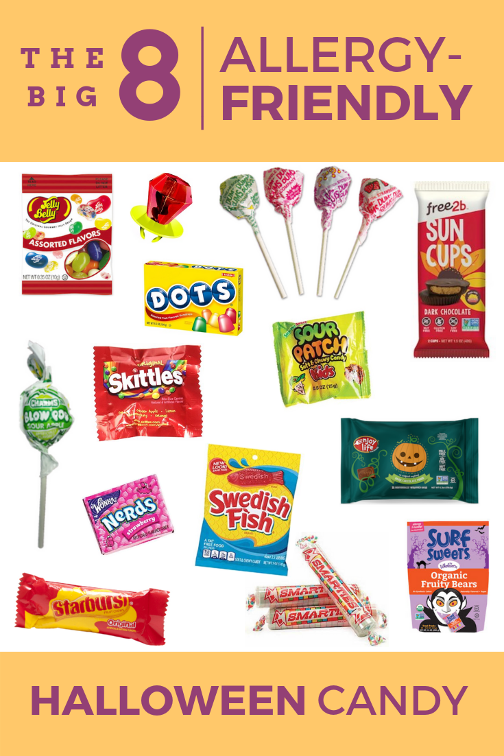Ideas for Allergy-friendly Halloween Candy