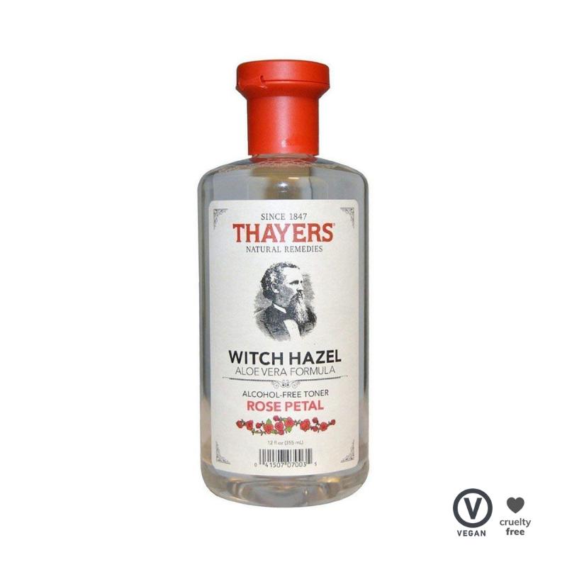 Thayers Witch Hazel Rose Toner