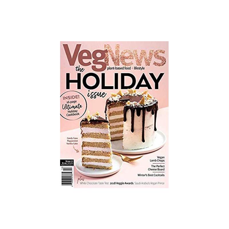VegNews Magazine Subscription