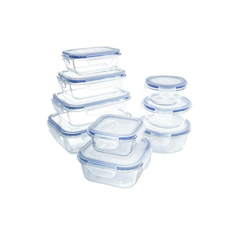 Glass Tupperware