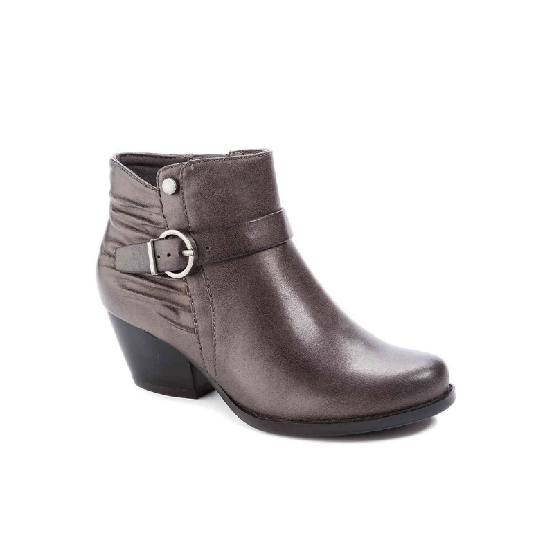 Bare Traps Heeled Bootie