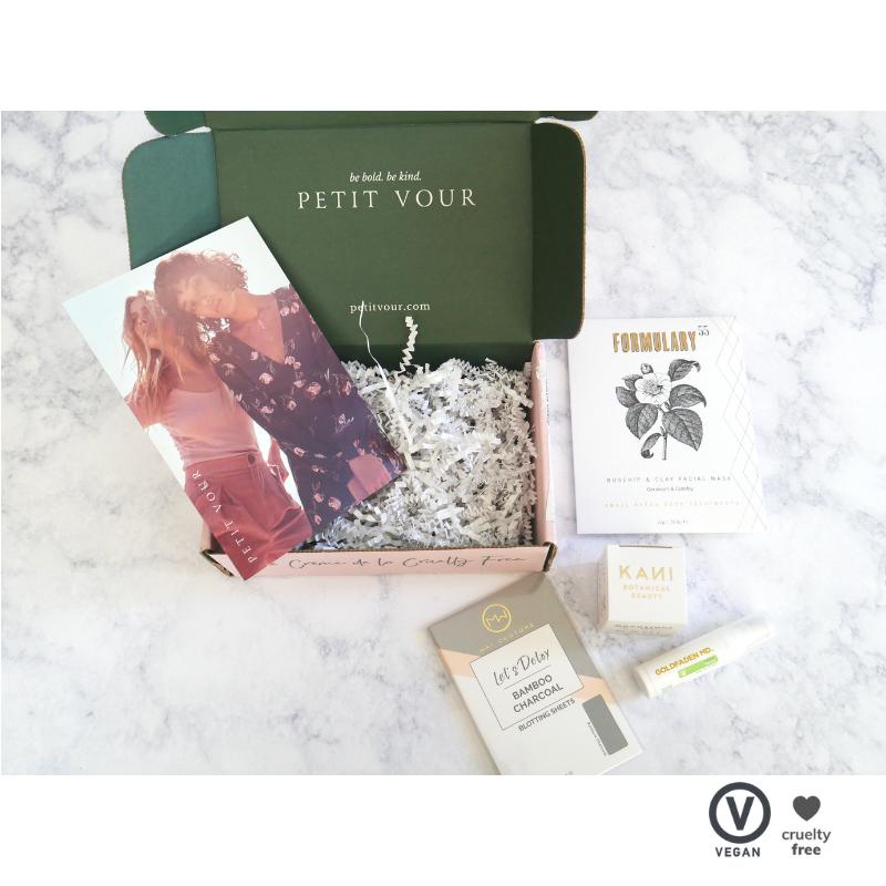 Petit Vour Beauty Subscription Box