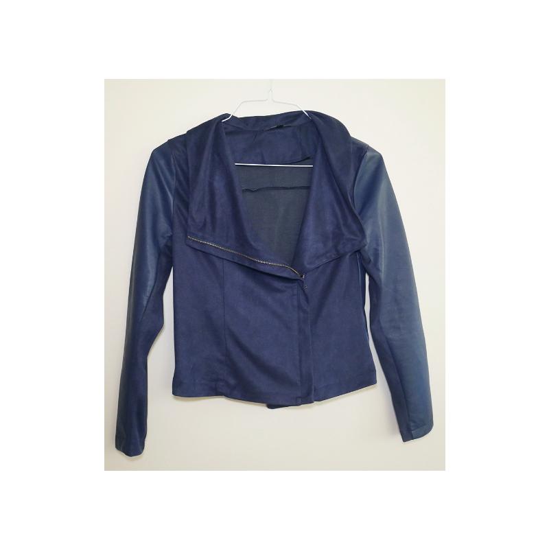 Romeo + Juliet Faux Leather Jacket