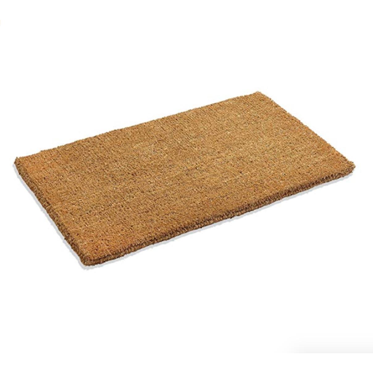 Coconut fiber doormat