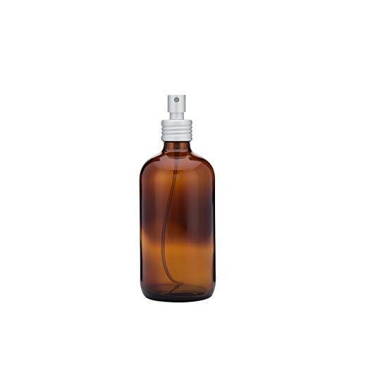 Glass mist bottle