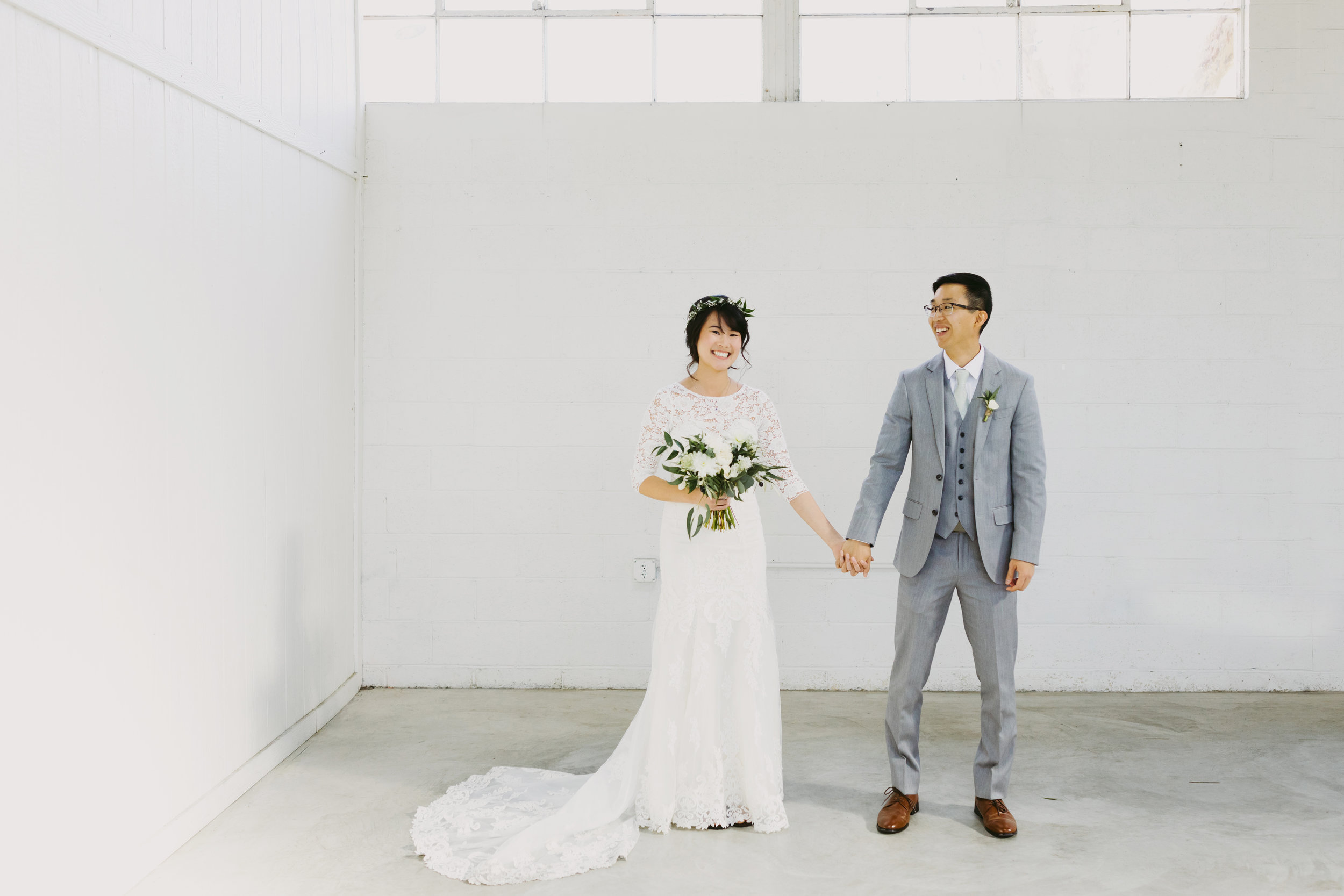 Our minimal, low-waste wedding -