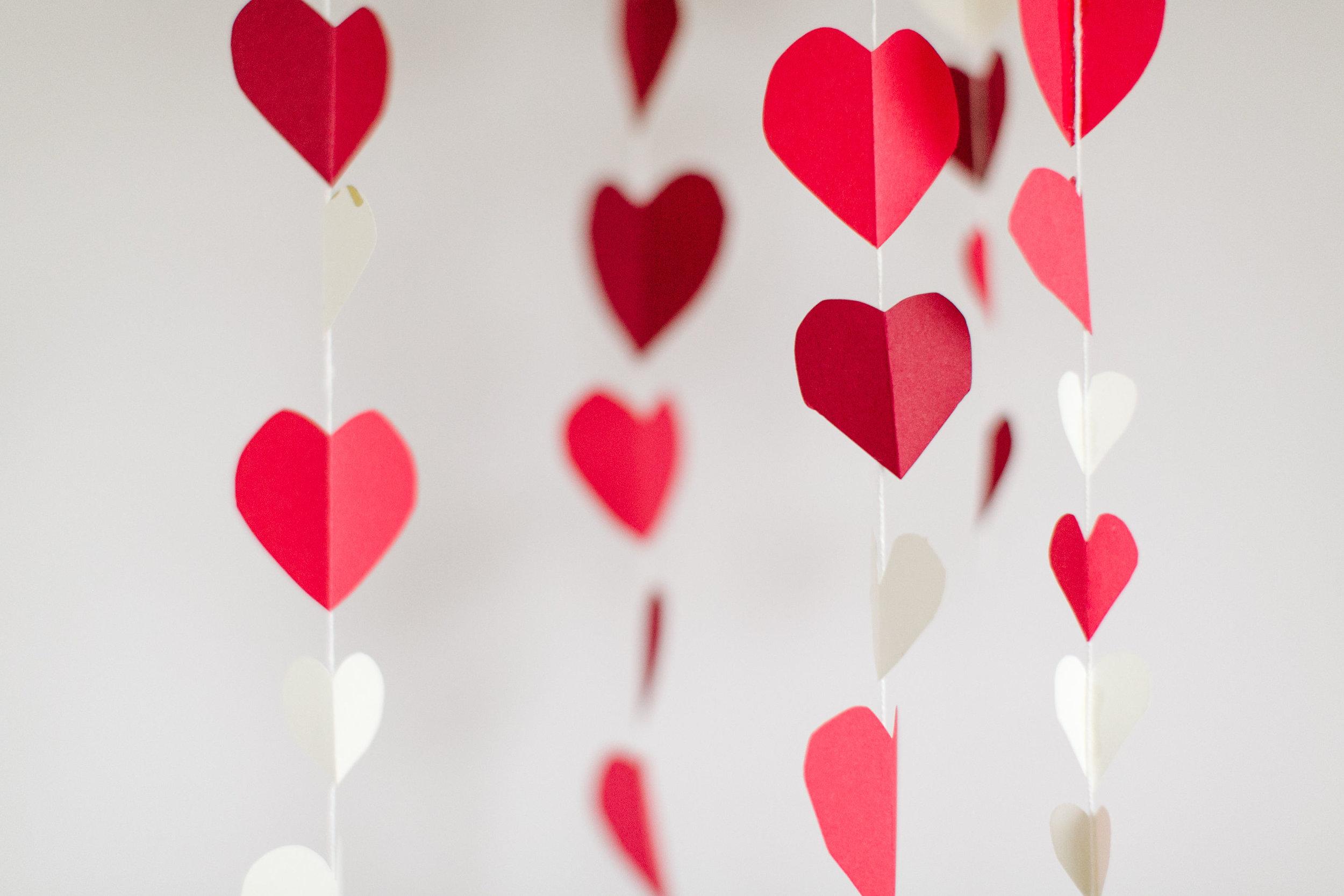 Valentines heart love