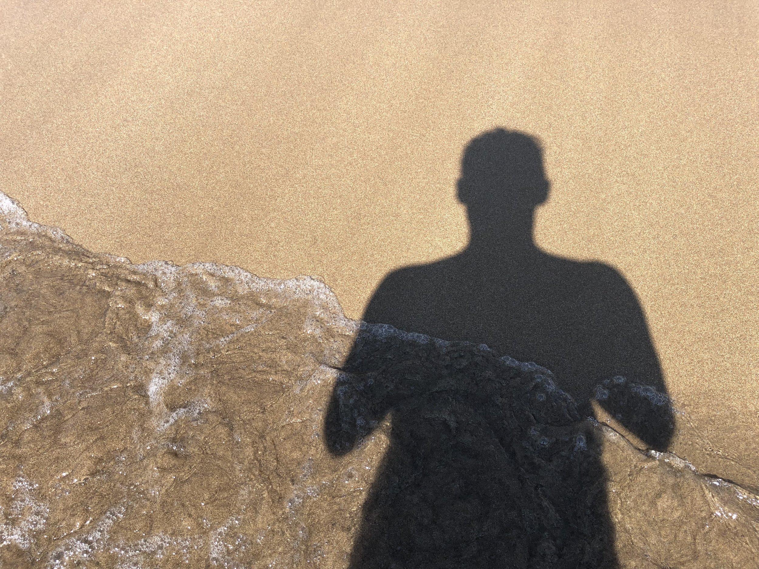 Will I always be a shadow of my true self? (Treasure beach, JAMAICA, 2018,  ©  JOEL ANG PHOTOGRAPHY)