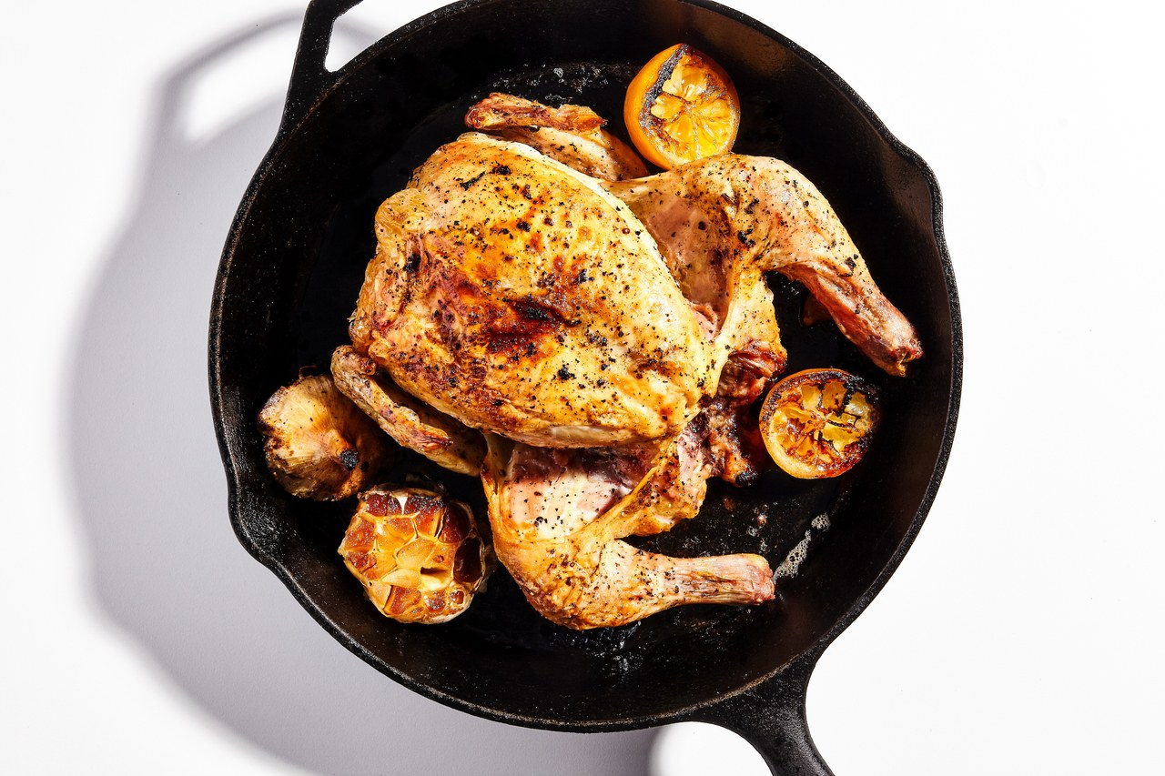 Roasted Chicken (Image courtesy of Bon Appetit)