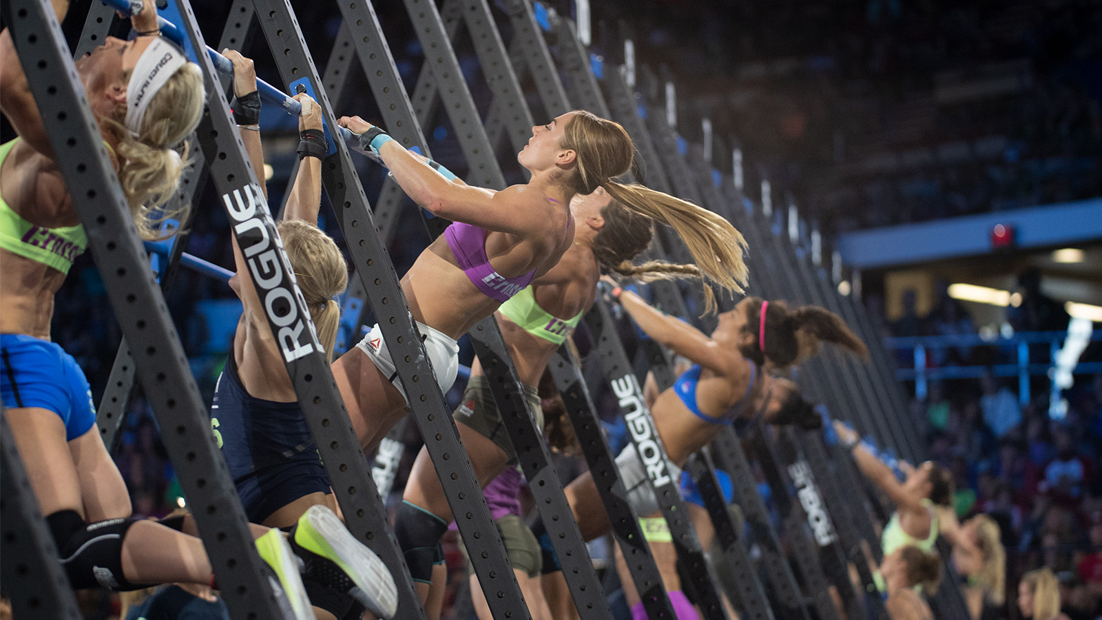 Speaking of physical exhaustion… The CrossFit Games Open just started! (Image courtesy of CrossFit)