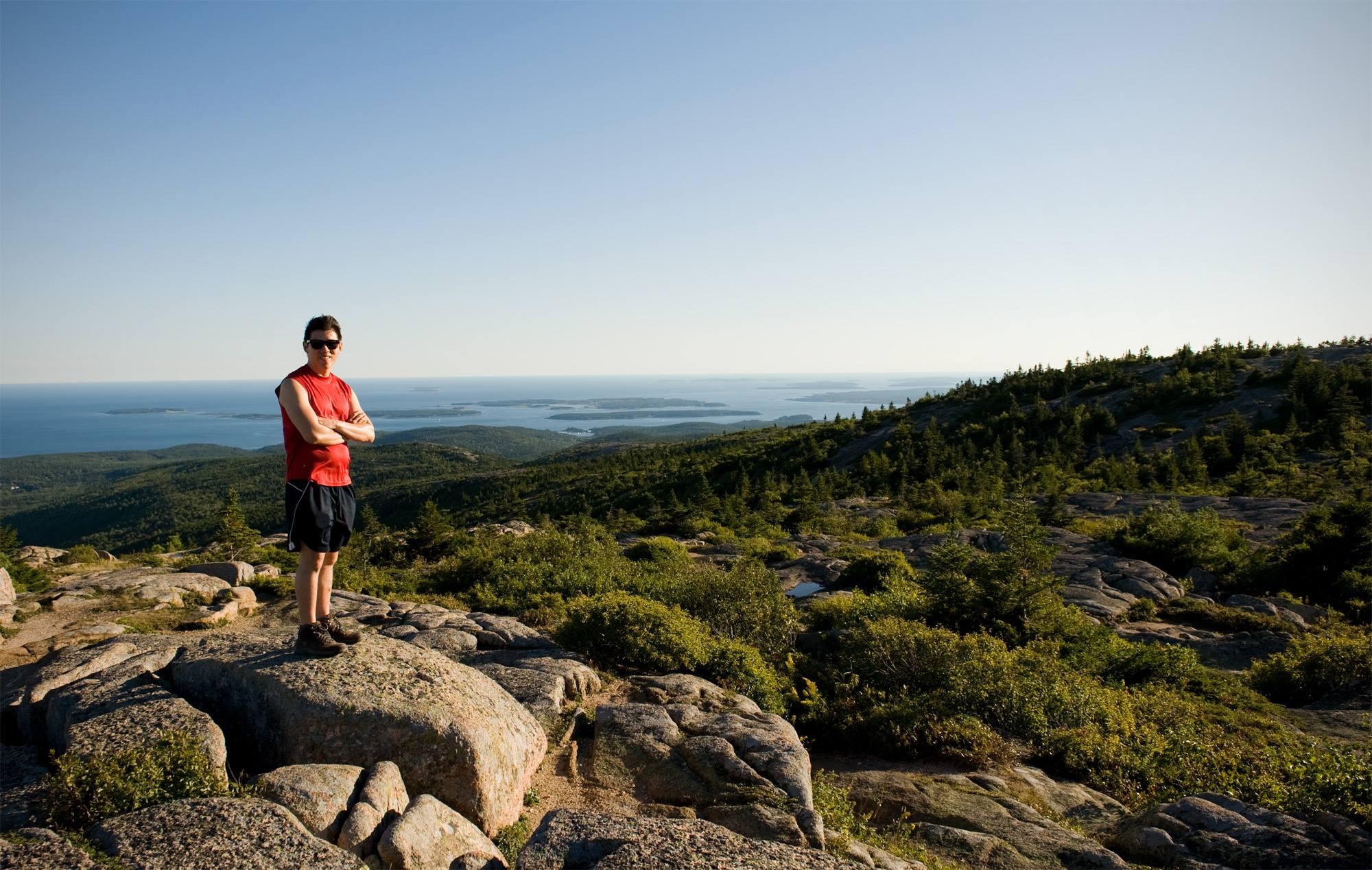 Credit cards enable worldwide travel (Acadia National Park, 2014  ©  JOEL ANG PHOTOGRAPHY)