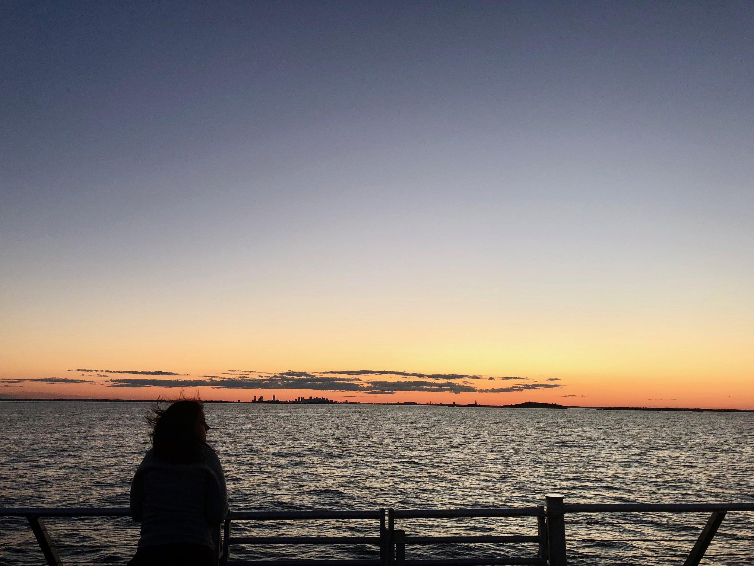 $300 credit counts toward Boston harbor cruises (Boston, MA 2018  ©  JOEL ANG PHOTOGRAPHY)