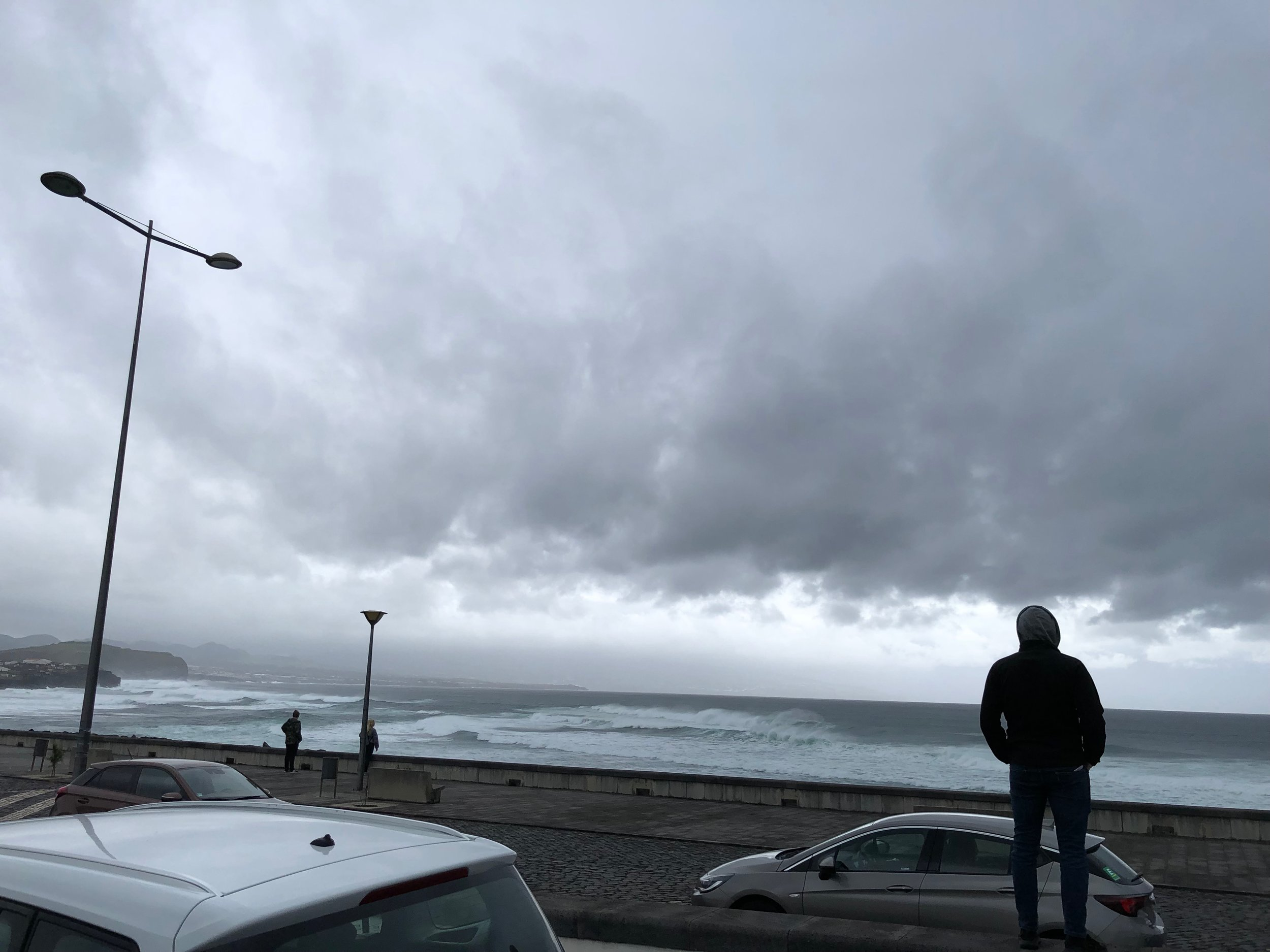 Contemplating Weather Changes (Azores, 2019  ©  JOEL ANG PHOTOGRAPHY)