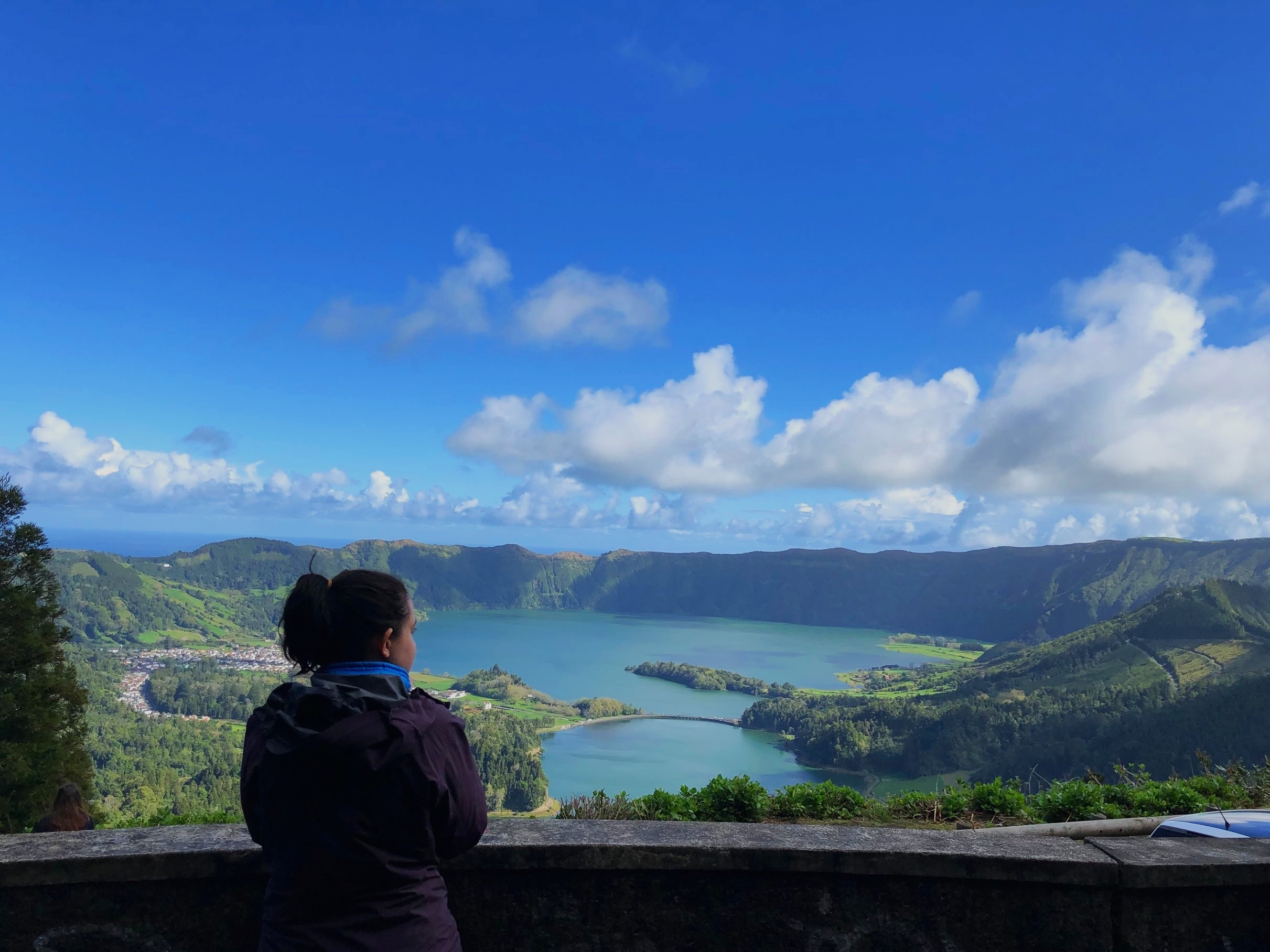 View from the abandoned hotel (AZORES, 2019  ©  JOEL ANG PHOTOGRAPHY)