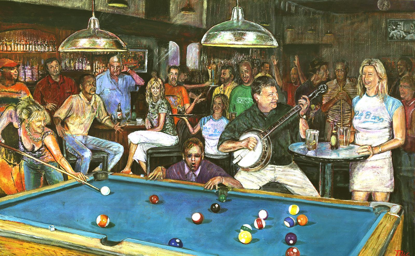 """""""Putt Putts Bar"""", Grand Rapids, Michigan"""