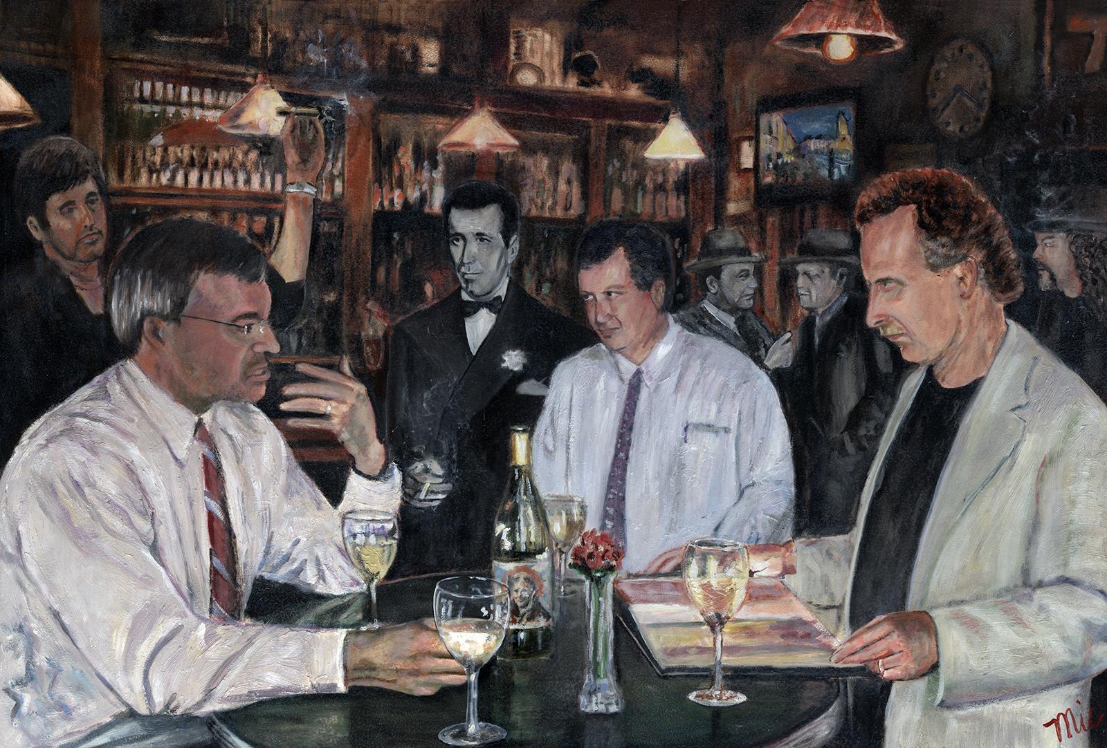 """""""The Wine Guys"""", Pne Trick Pony, GRand Rapids, Michigan"""