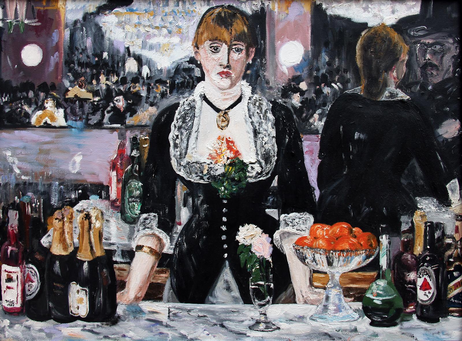 Bar at folies burgauges Manet.jpg
