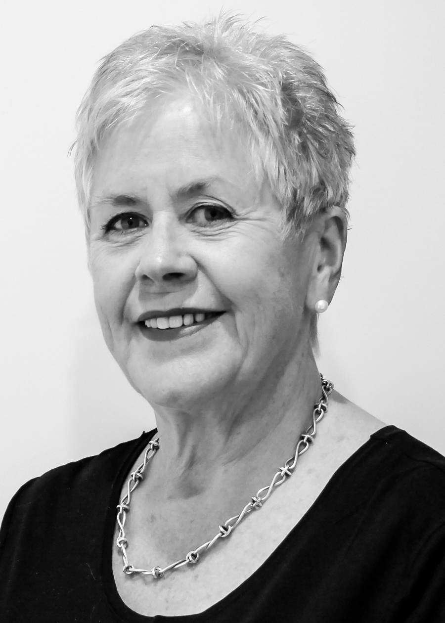 Gillian Jenkins - ChairpersonElected: 2015Chair since Oct' 2017 AGM