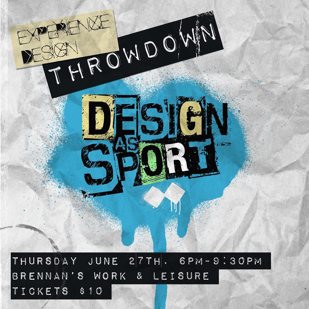 Experience Design Throwdown