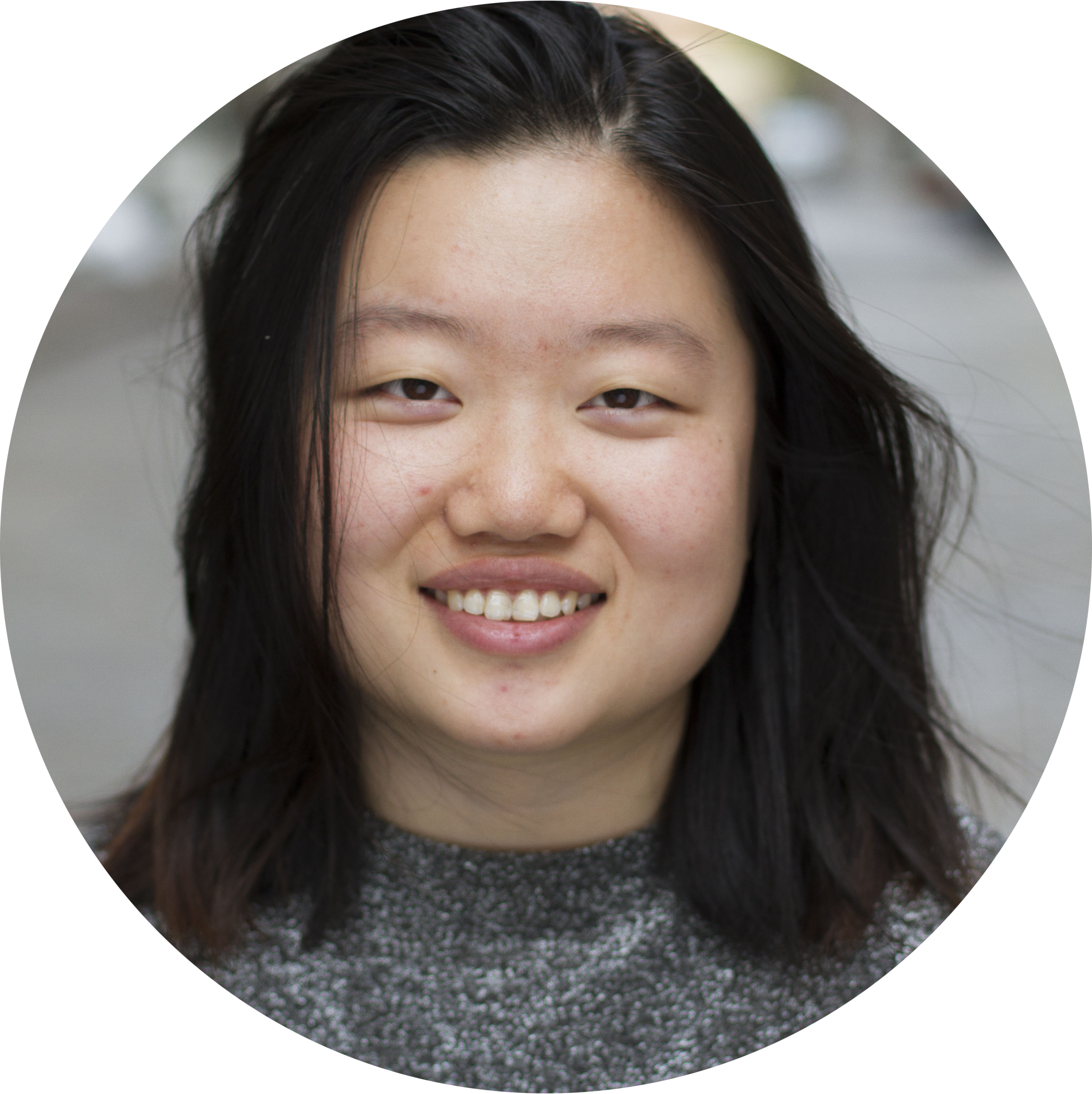 Olia Zhang  Curriculum Team - Teaching/Advising Design Lead  Olia is a student at NYU Gallatin. She went through Chinese public education before she was 17 and aspired to be a war correspondent with an underground band. After studying in almost all schools across NYU, she now concentrates in education, social change, human development, and narratives through philosophical and anthropological lenses.