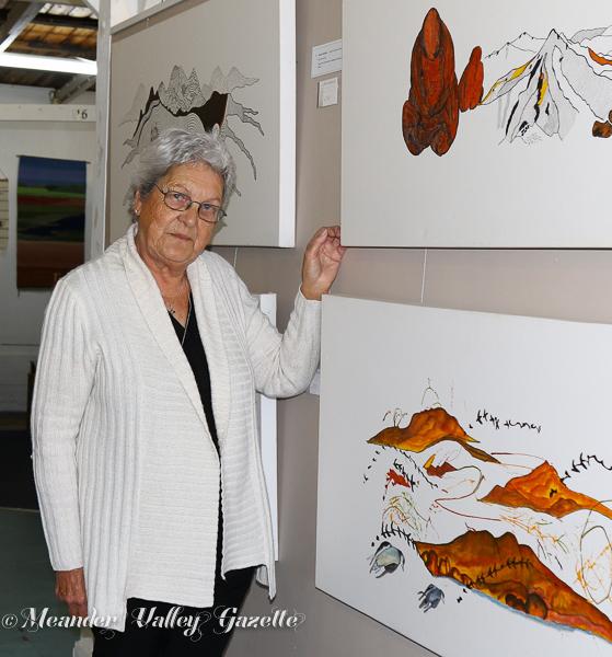 'Aunty'Dawn Blazely, Aboriginal artist