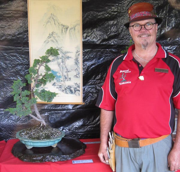 Shane Boyce Launceston Bonsai