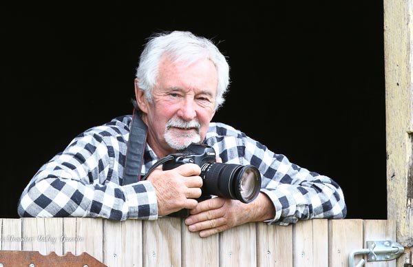 Steven french of Whitemore photographer author journalist