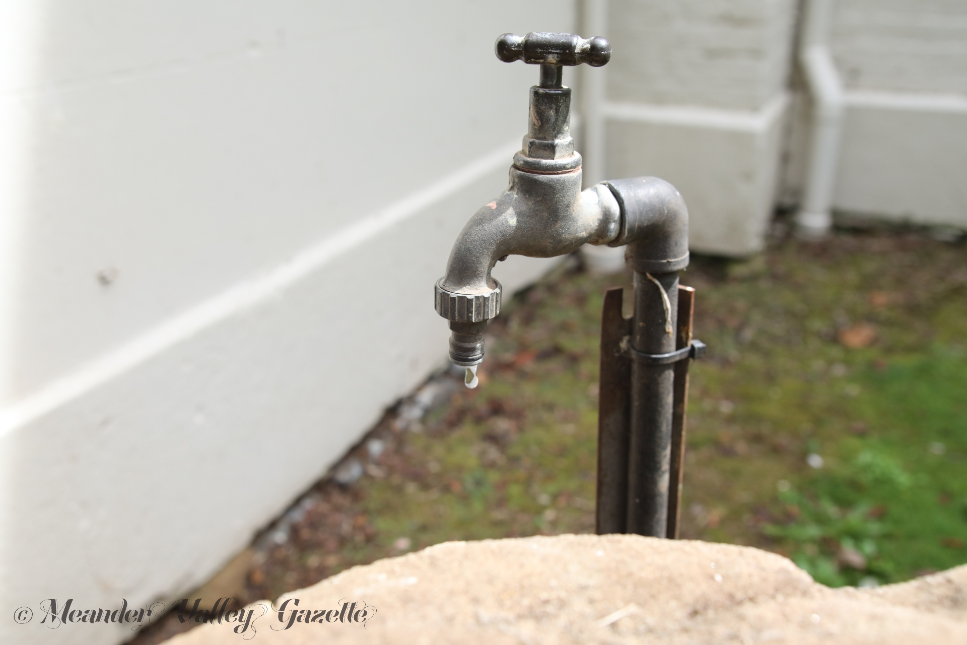 A slow dripping tap can waste up to five litres of water per hour.
