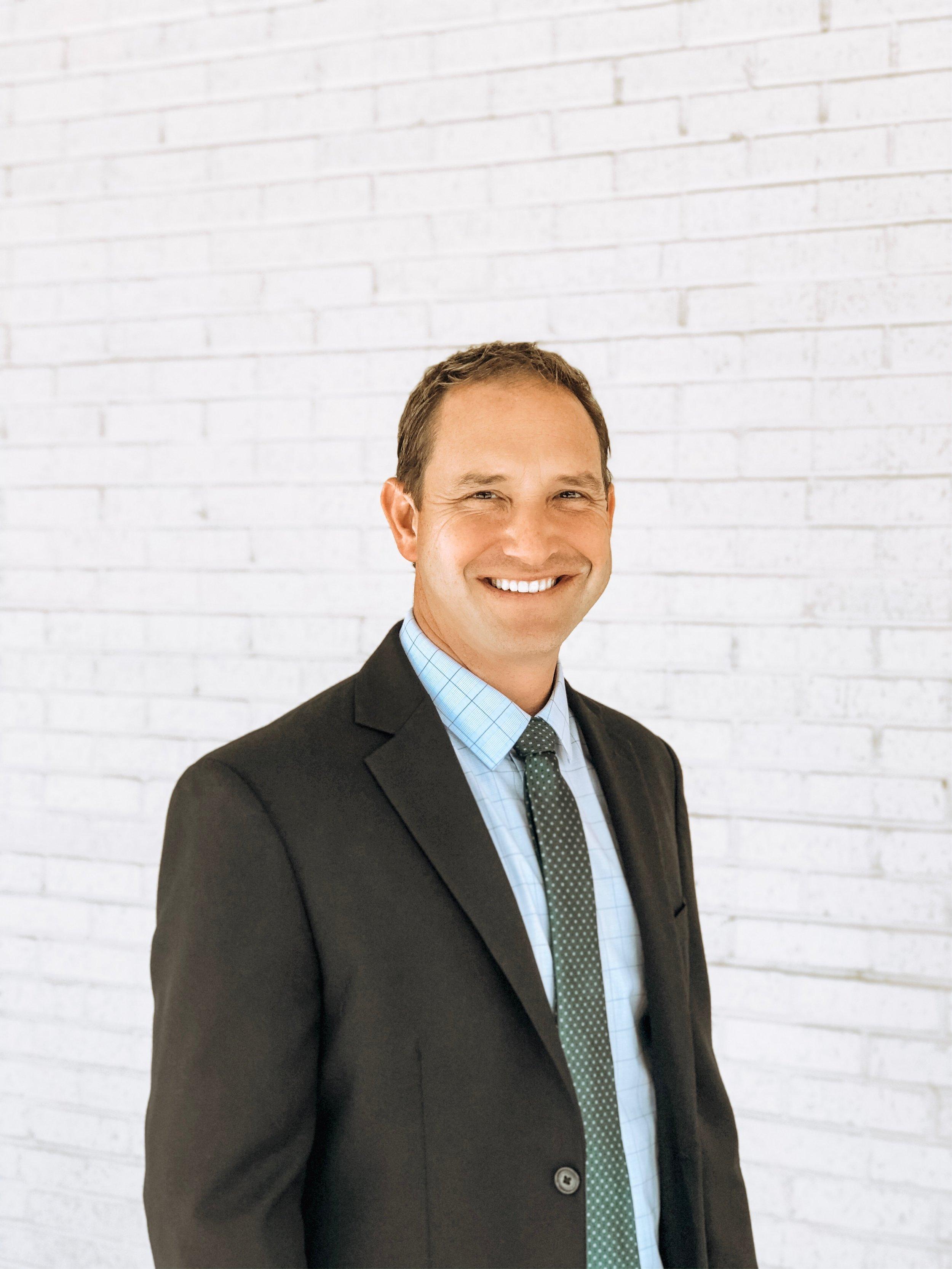 Zach Tarrant, Executive Director