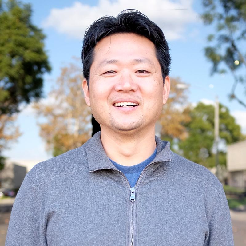 Mark Chun   Lead Pastor/Elder of  Radiance Church