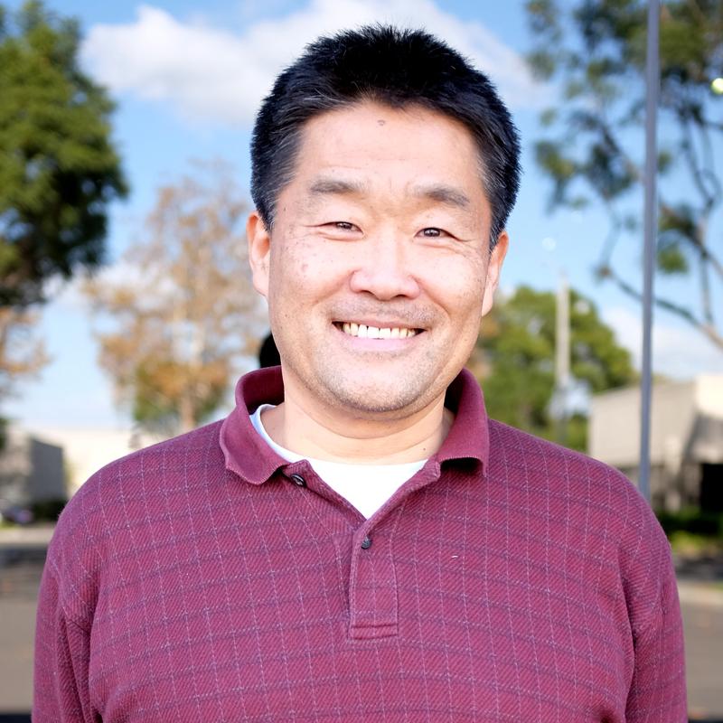 Ryun Chang   Resource and Teaching Pastor of  AMI