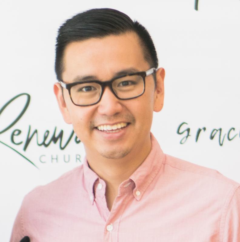Ulysses Wang   Lead Pastor/Elder of Renewal Church